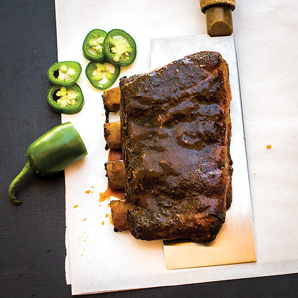 how to cook beef spare ribs in asian way