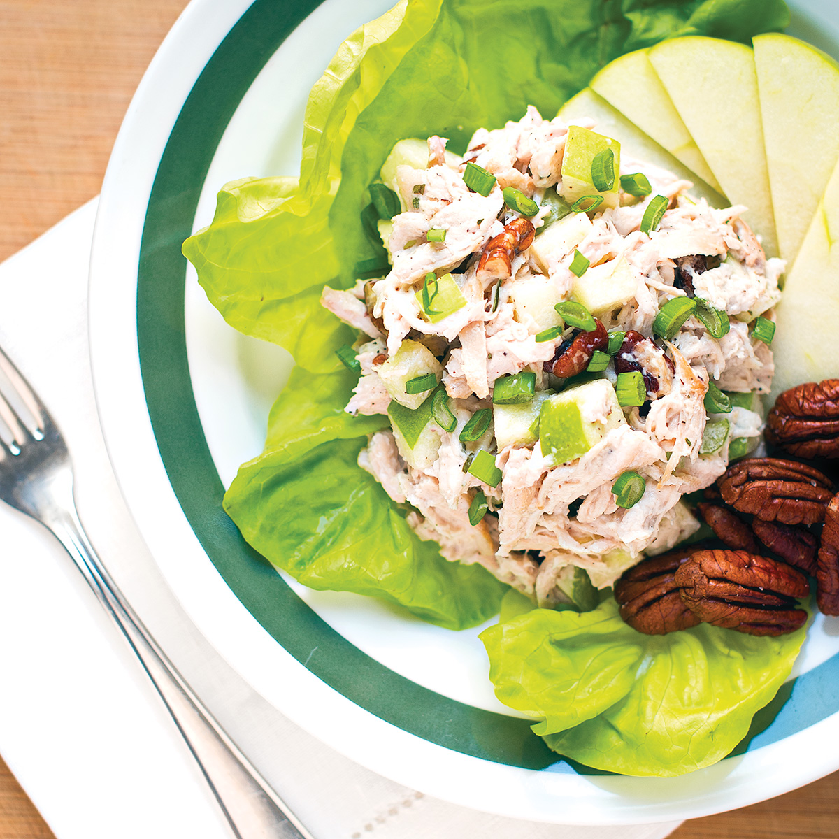 Tarragon Chicken Salad (Paleo, Whole30